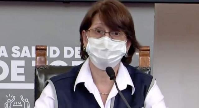 """Pilar Mazzetti: """"Me pondría la vacuna sin dudarlo"""""""