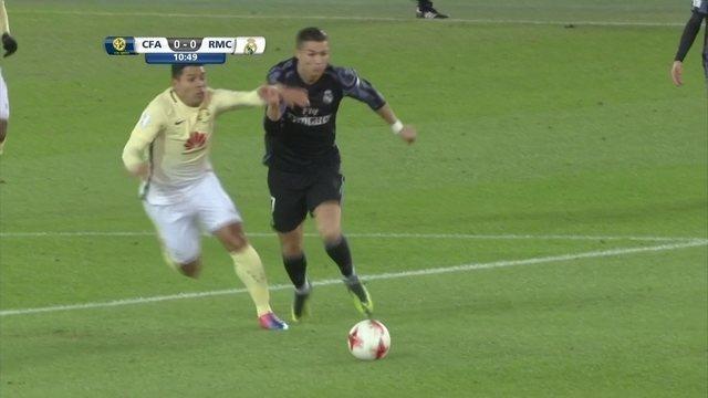 Resultado de imagem para aMÉRICA DO mÉXICO X Real Madrid