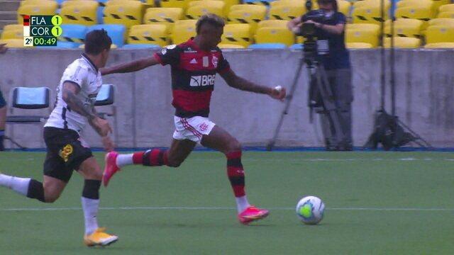 Melhores momentos: Flamengo 2 x 1 Corinthians pela 36ª rodada do Brasileirão 2020