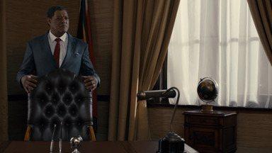 Episódio 1 - O jovem Nelson Mandela sai de casa para estudar direito, não consegue ignorar a injustiça sofrida pela maioria negra e se junta ao partido político Congresso Nacional Africano.