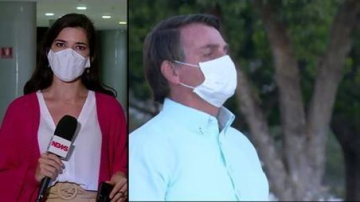Bolsonaro faz mais um exame para saber se ainda está com coronavírus