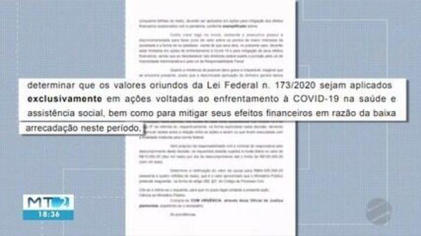 Justiça obriga prefeitura de Rondonópolis a usar verbas federais exclusivamente para comba