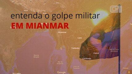 Video: Ejército toma el poder en Myanmar, líderes arrestados