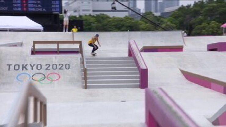 Leticia Bufoni não se classifica para a final dos Jogos de Tóquio