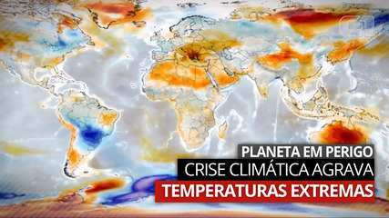 Floods, Snow and Extreme Heat: How Climate Change Affects the Planet