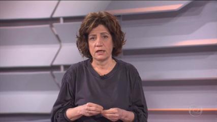 Miriam Leitão: 'Inflation is an enemy'