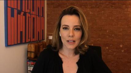 Natuza Nery comments Minister Carmen Lúcia's decision to keep Ricardo Barros' data confidential