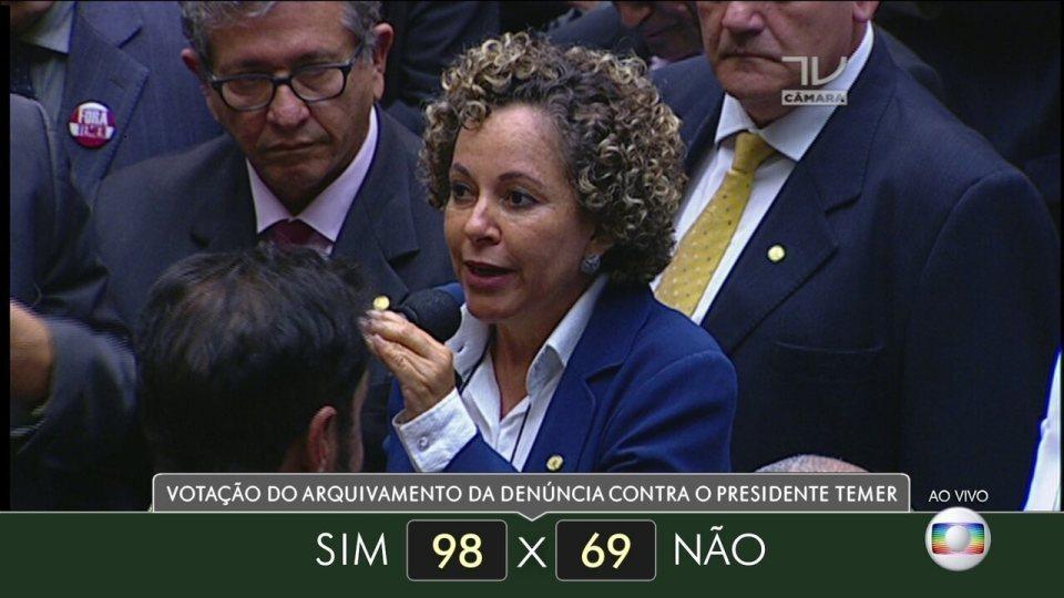 Veja como votaram dos deputados do estado de Tocantins