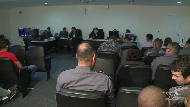 Policiais militares acusados de causar motim são julgados no Maranhão