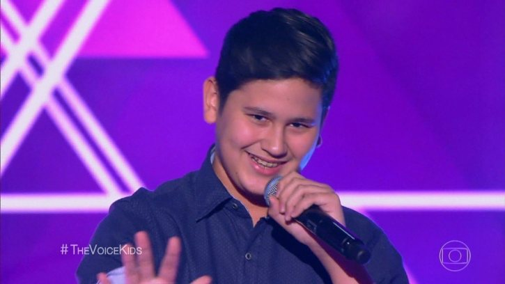 Image result for the voice kids lorenzo fortes