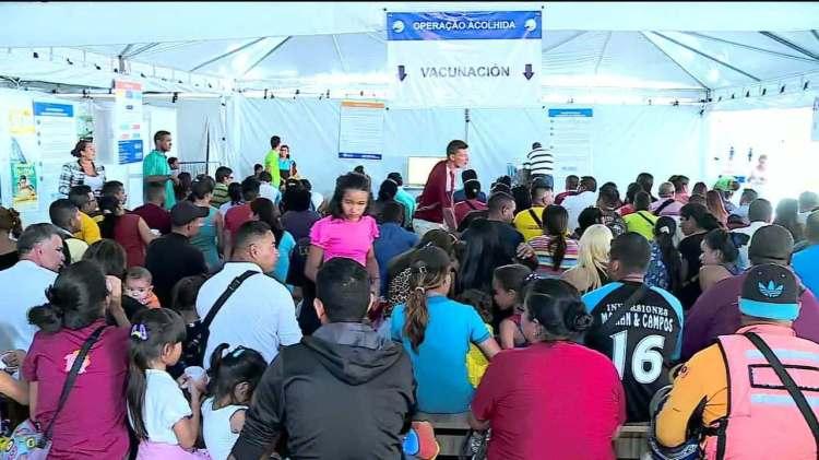 Governo de Roraima protocola pedido de ajuda