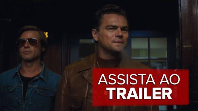 Assista ao trailer de 'Era uma Vez em...Hollywood'