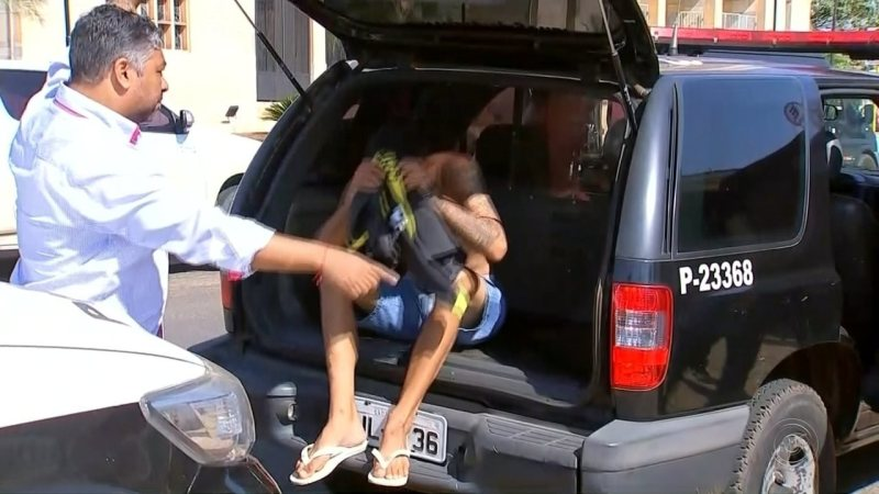 Operação contra gangues prende três pessoas em Andradina