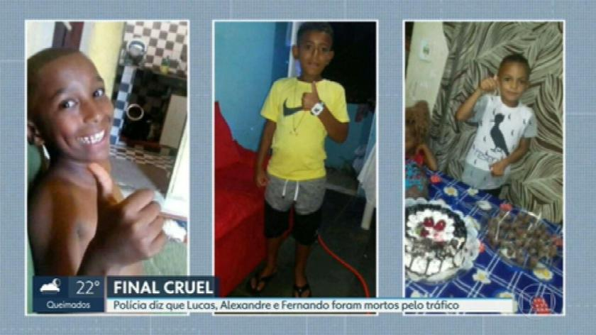 Traffic is responsible for the deaths of the boys in Belford Roxo, says secretary of Civil Police