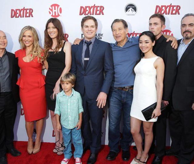 El Reparto De Dexter Se Unio Para Presentar Su Ultima Temporada X