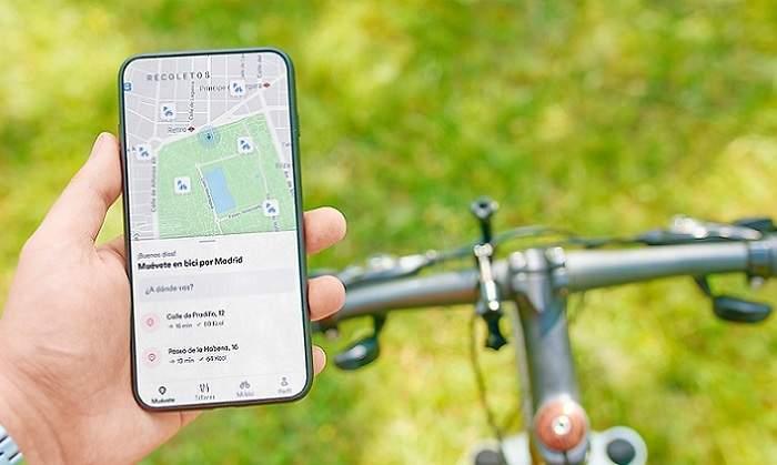 Aplicativo Cabify investe em bicicletas em Madrid Foto: El Economista