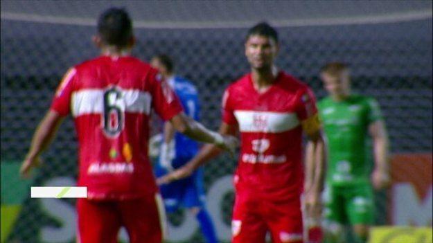 Melhores momentos: CRB 2 x 0 Guarani pela 34ª rodada do Brasileirão Série B