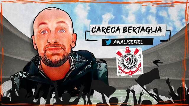 """A Voz da Torcida - Careca Bertaglia: """"Mesmo erro dos últimos jogos contra o Palmeiras"""""""