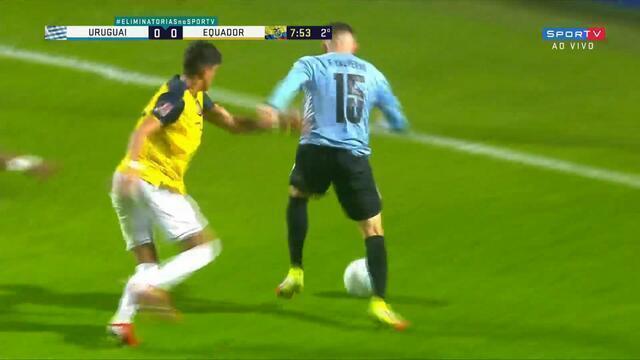 Melhores momentos: Uruguai 1 x 0 Equador pela 10ª rodada das Eliminatórias da Copa