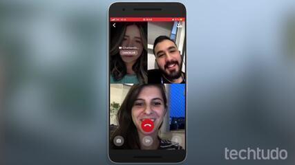 Como fazer uma chamada de vídeo em grupo no WhatsApp
