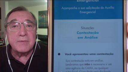 Sardenberg: 'O governo não tem dinheiro para manter o auxílio emergencial'