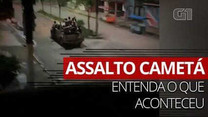 VÍDEO: Entenda o início de tiroteios e agressões que deixaram moradores em pânico em Cametá