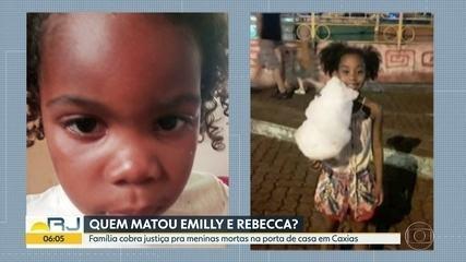 Crianças são mortas em Caxias, durante tiroteio