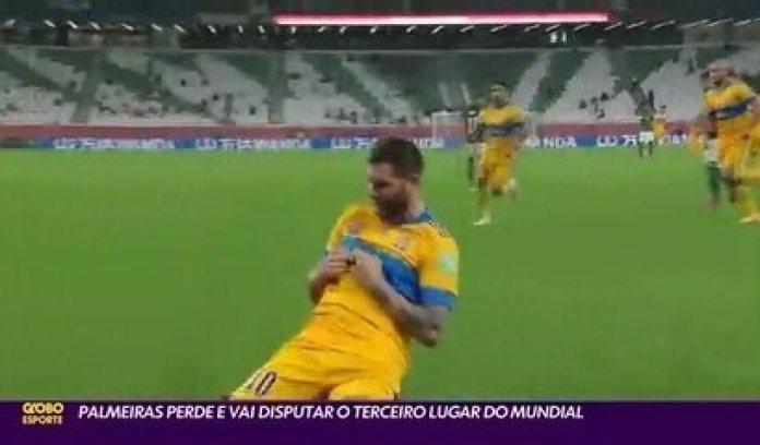 Palmeiras perde para o Tigres e vai disputar o terceiro lugar