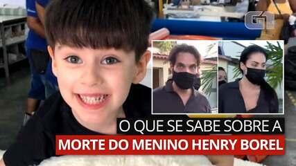 VÍDEO: O que se sabe sobre a morte do menino Henry Borel, no Rio