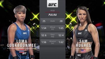 UFC Reyes x Prochazka - Loma Lookboonmee x Sam Hughes