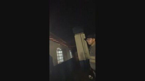 Caseiro diz à polícia que atirou em suspeito de matar família em Ceilândia e que ele fugiu