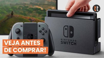 Nintendo Switch: Four Console Facts to Know Before You Buy