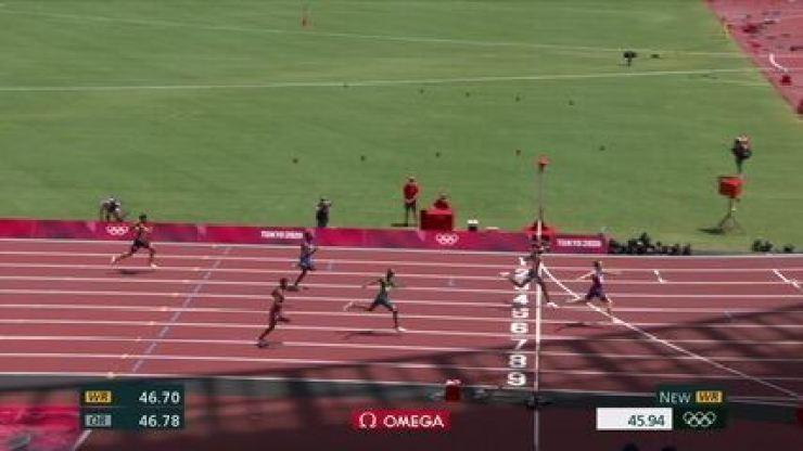 Alison dos Santos leva o bronze nos 400m com barreira; Karsten Warholm (NOR) bate o recorde mundial - Olimpíadas de Tóquio