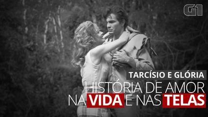 Tarcísio Meira e Glória Menezes se conheceram no teatro e foram casados por 59 anos