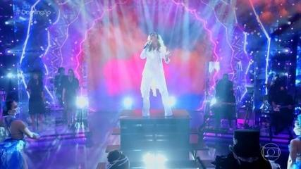 Wanessa Camargo honors Celine Dion
