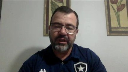 Enderson Moreira praises Chay and talks about the situations of goalkeeper Gatito and center forward Fernandão, who can close with Botafogo