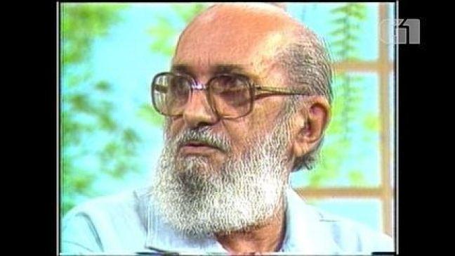 Reveja entrevistas do educador Paulo Freire para a TV Globo