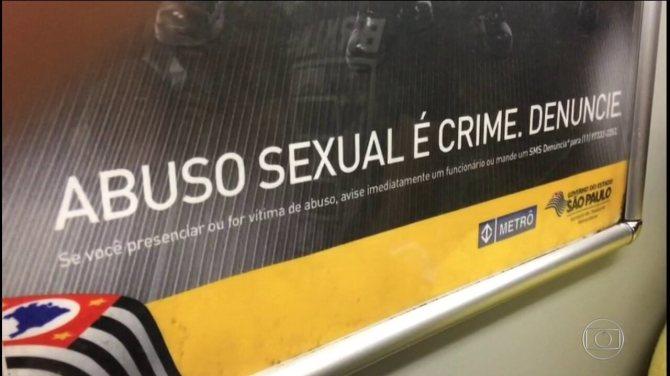 Aumenta o número de denúncias de casos de assédio sexual no Metrô e na CPTM