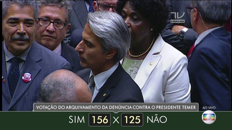Veja como votaram dos deputados do estado do Rio de Janeiro