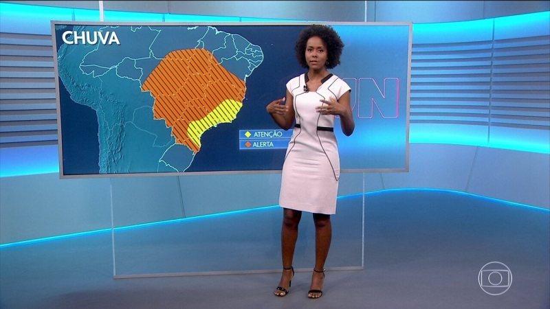 Previsão é de chuva para diversas regiões do Brasil
