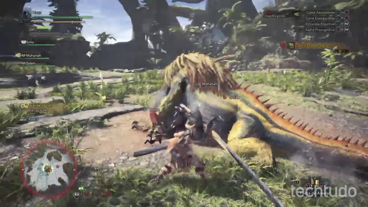 Como Baixar Monster Hunter World No Xbox One E PS4 Jogos