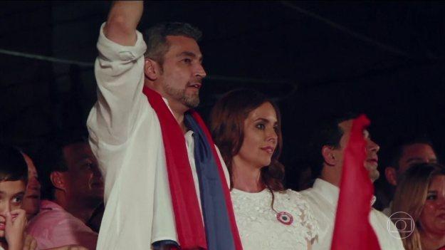 Mario Abdo Benítez é eleito presidente do Paraguai