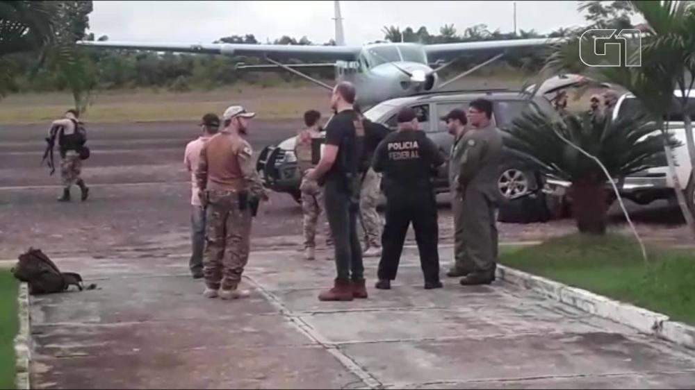 Chefe de quadrilha de tráfico internacional é preso no Pará