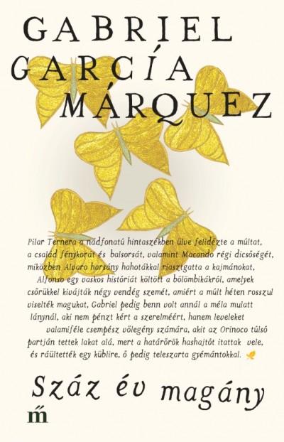 Könyv: Száz év magány (Gabriel García Márquez)