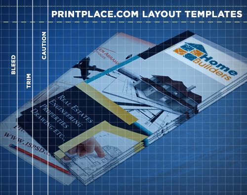 rack cards print templates free