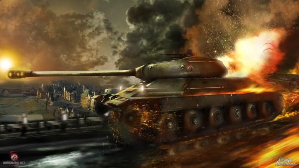 Фотография WOT Танки IS-6 Игры 1920x1080