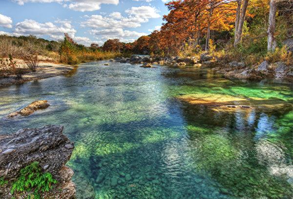 Реки Техас картинки (9 фото) скачать обои