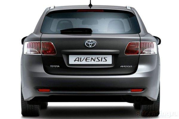 Toyota Avensis 2009 цена характеристики и фото