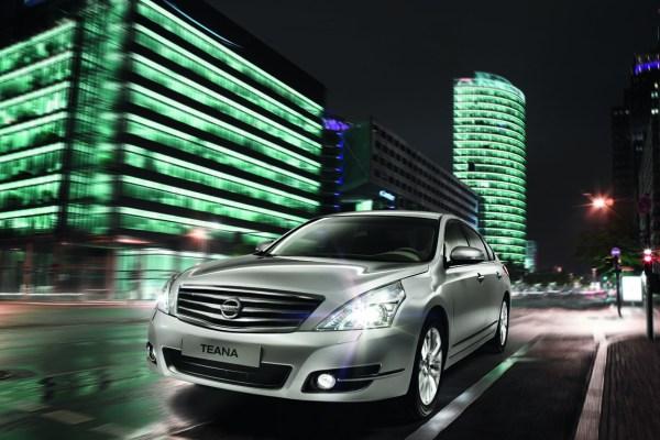 Nissan Teana 2008 - цена, характеристики и фото, описание ...
