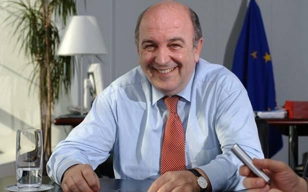 Joaquin Almunia, komisarz ds. konkurencji wUnii Europejskiej (Fot. OECD.org)